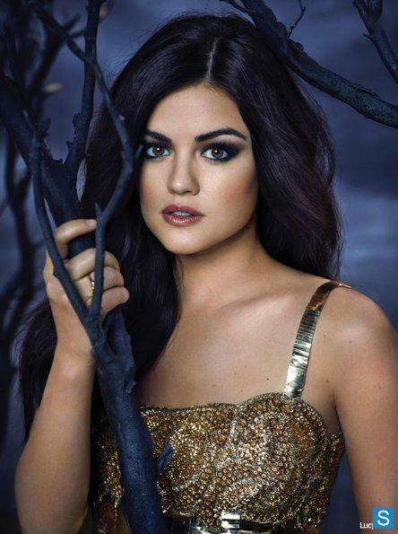 Pretty Little Liars - Season 4 - New EW Cast Promotional Photos