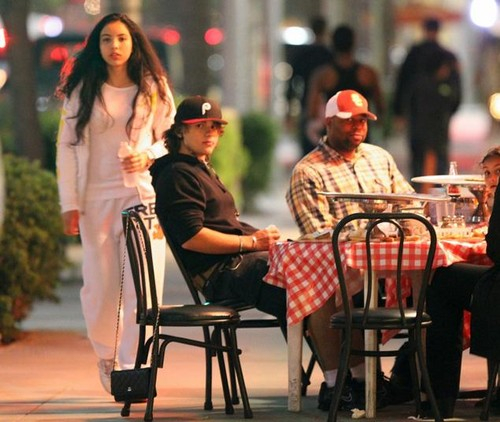 Prince Jackson and Remi Alfalah New June 2013 ♥♥