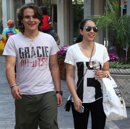 Prince Jackson and Remi Alfalah New June 2013 ♥♥