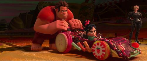 Wreck-It Ralph images Princess Vanellope Von Schweetz HD ...