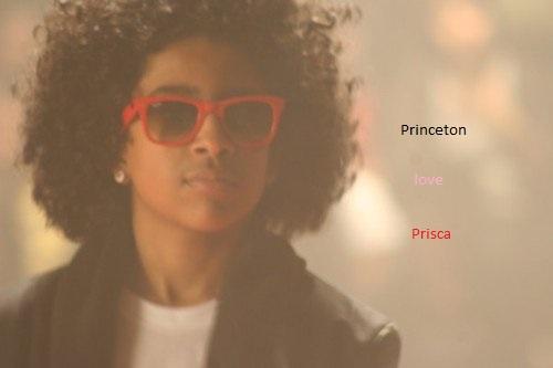 Princeton amor me