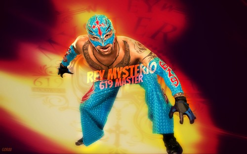 REY MYSTERIO WALLPAPER 2013 HD