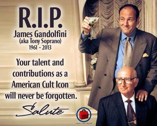 RIP James Ganolfini