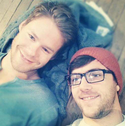Randy and Nick McGough
