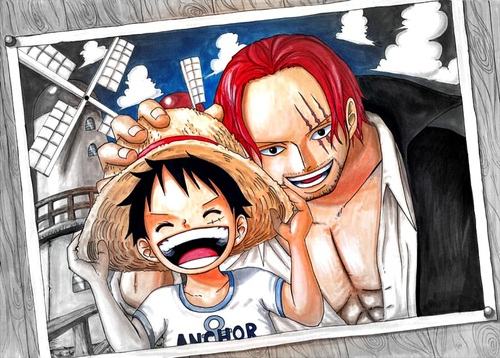 Red Haired Shanks Red Hair Shanks Foto 34779759 Fanpop