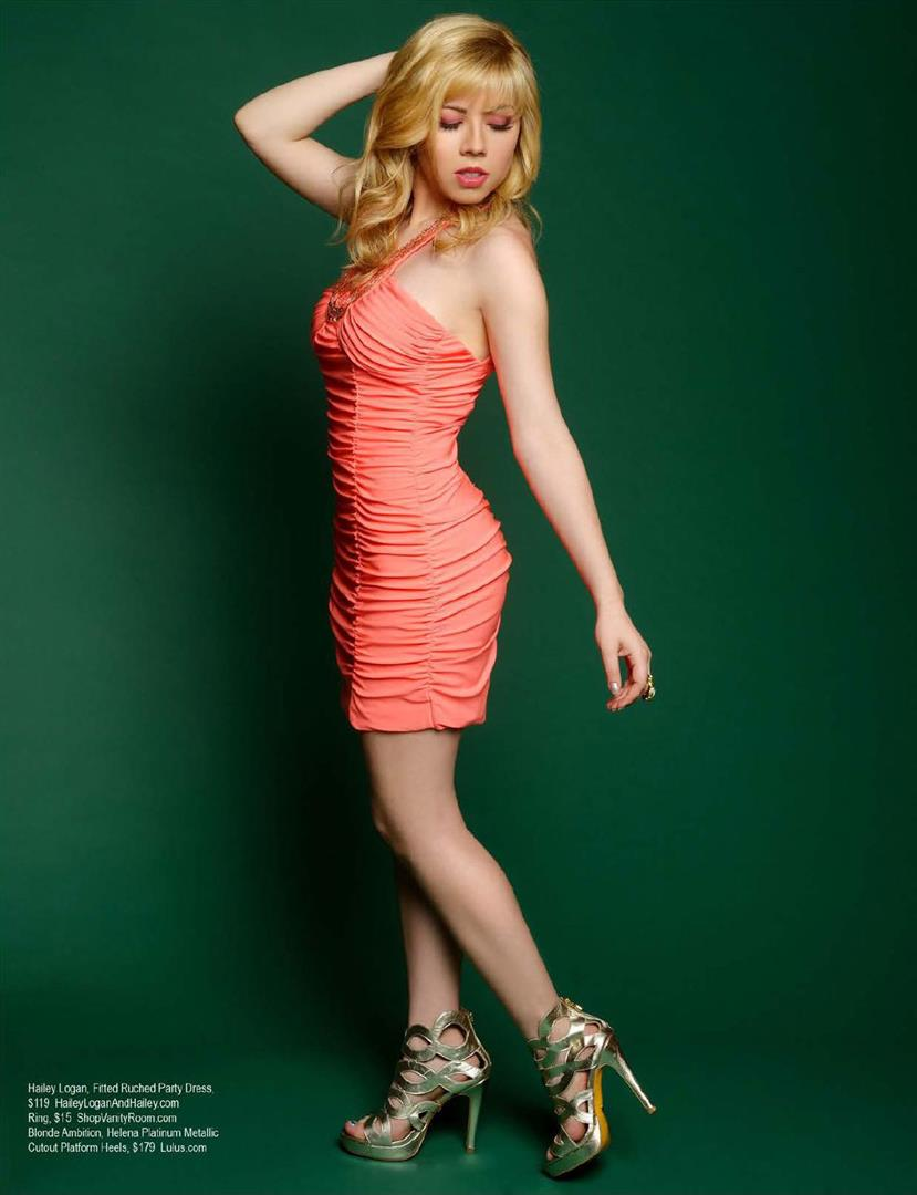 Jennette McCurdy Regard Magazine June 2013