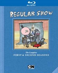Regular Show season 1& 2 DVD
