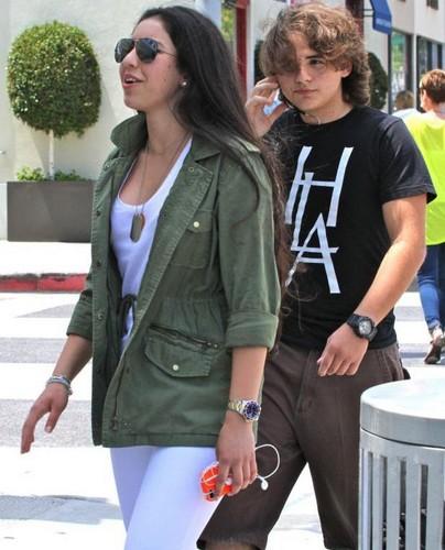 Remi Alfalah and Prince Jackson New June 2013 ♥♥