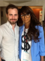 Rider Strong at the reunion of BMW ATX