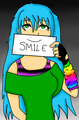 Riley: Smile - total-drama-island-fancharacters photo