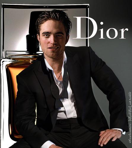 Robert Dior Homme ads