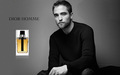 Robert Pattinson-Dior Homme Ad