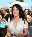 Robin Tunney, TV Festival 2013 in Monte Carlo - the-mentalist photo