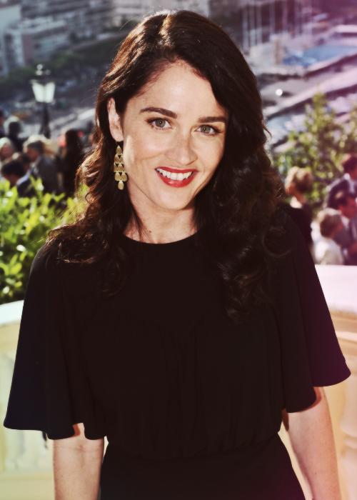 Robin Tunney, TV Festival 2013 in Monte Carlo