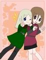 Rowe and Lithney (Sora and i look alike) - the-atasunta-family fan art