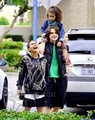 Royal Jackson, DeeDee Jackson and Prince Jackson shopping in calabasas 2013 ♥♥ - prince-michael-jackson photo