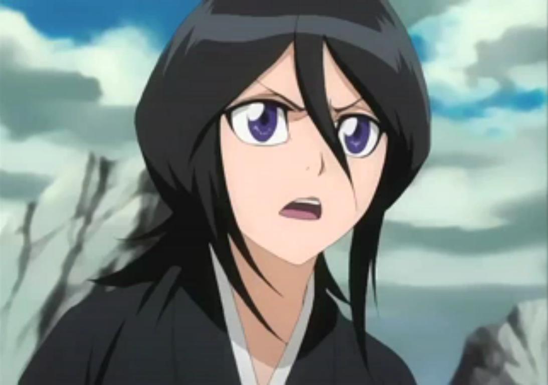 Rukia - Bleach Anime Photo (34750837) - Fanpop