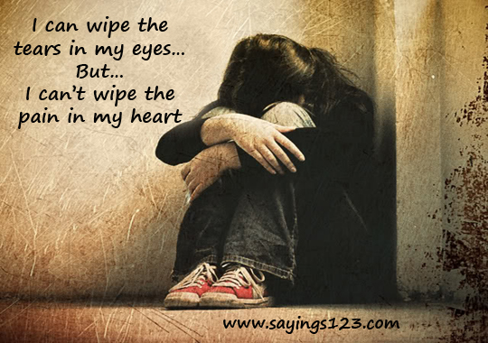 Tears Of Sadness Quotes. QuotesGram
