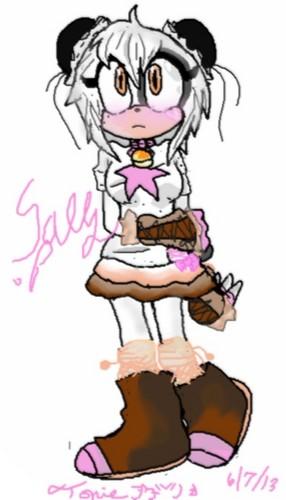 Sally the panda mcl