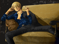 Sanji - one-piece wallpaper