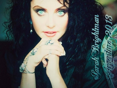 sarah brightman fondo de pantalla probably with a portrait called Sarah Brightman