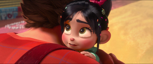 Vanellope von Schweetz wolpeyper called See you, Ralph! ^^