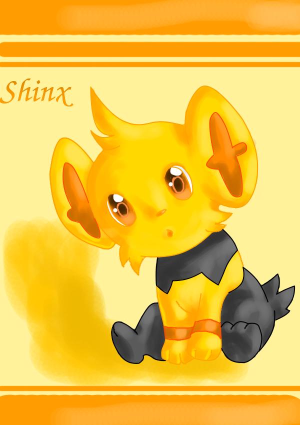 Shiny Shinx