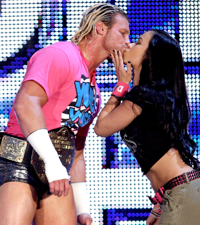 Aj lee and dolph ziggler actually dating 10