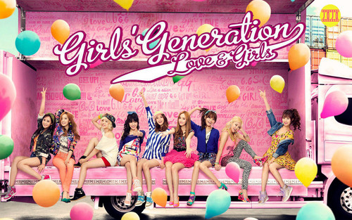 Snsd amor And Girls