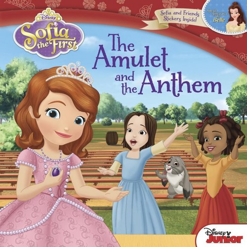 Sofia The First achtergrond probably containing anime entitled Sofia the First The Amulet and the Anthem