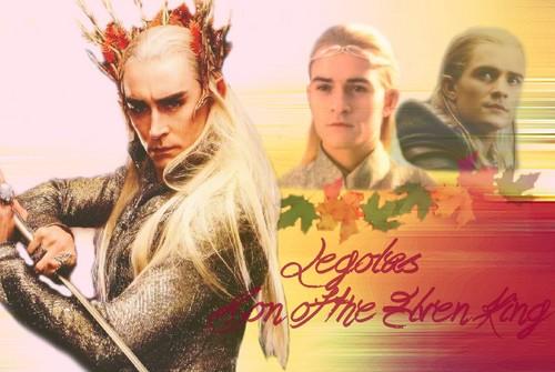 Son of the Elven King - Legolas