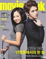 Song Ji Hyo & Kim Jae Joong - Jackal is Coming Movieweek Magazine - hero-jae-joong photo