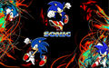 Sonic - sonic-the-hedgehog wallpaper