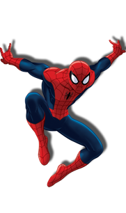 Spider-Man wallpaper probably containing Anime called Spidrman