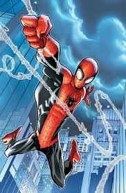 Spider-Man wallpaper possibly containing animê called Spidrman