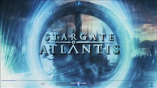 Stargate: Atlanis Backgrounds