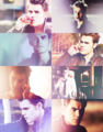 Stefan   - the-vampire-diaries-tv-show fan art