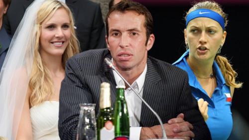Stepanek: divorce and amor with Kvitova !