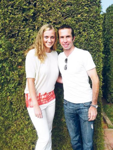 Stepanek: divorce and upendo with Kvitova !