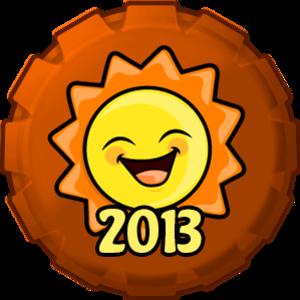 Summer Solstice 2013 帽