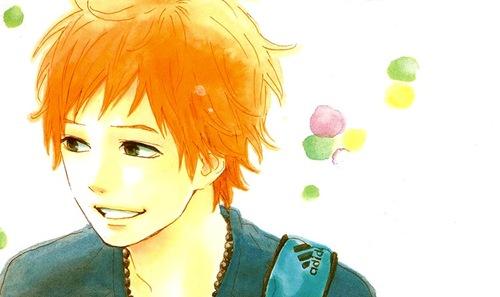 оранжевый (TAKANO Ichigo) Обои called Suwa