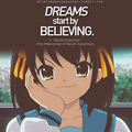 TMoHS Quotes - the-melancholy-of-haruhi-suzumiya fan art