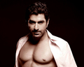 TOLLYWOOD ACTOR JEET SHIRTLESS karatasi la kupamba ukuta