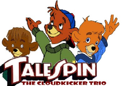 Memorable TV wallpaper containing anime called TaleSpin
