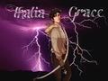 Thalia Grace - the-heroes-of-olympus photo