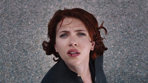 The Avengers Climax - Black Widow