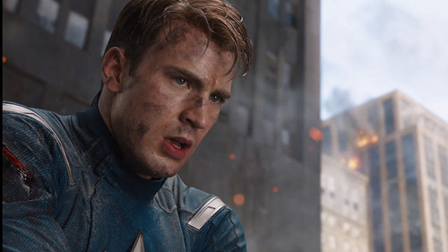 The Avengers Climax - Captain America