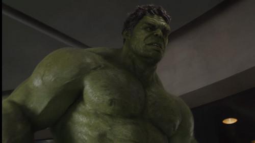 The Avengers Climax - Hulk