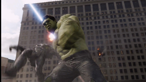 The Avengers Climax - Hulk