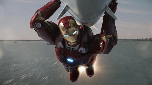 The Avengers Climax - Iron Man